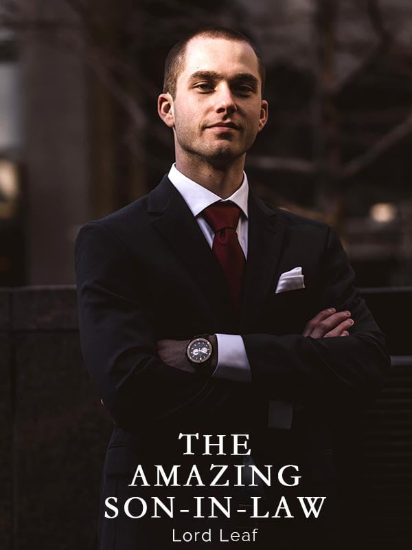 the amazing son in law charlie wade novel book cover image