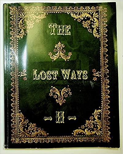 the lost ways survival book cover